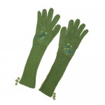 Mossy Maze Texting Gloves