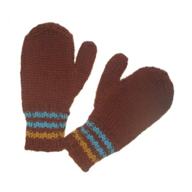Enchanted Hedgehog Mittens