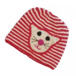 Hat With Kitty Cat Face